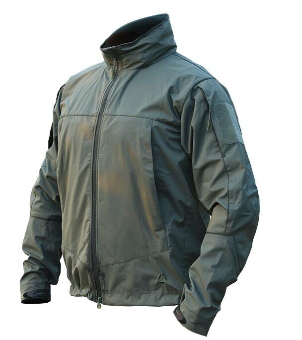 "NEW Lightweight Assault jacket CTU SWAT single jacket ""Storm"" tactical jacket 100% CORDURA(China (Mainland))"