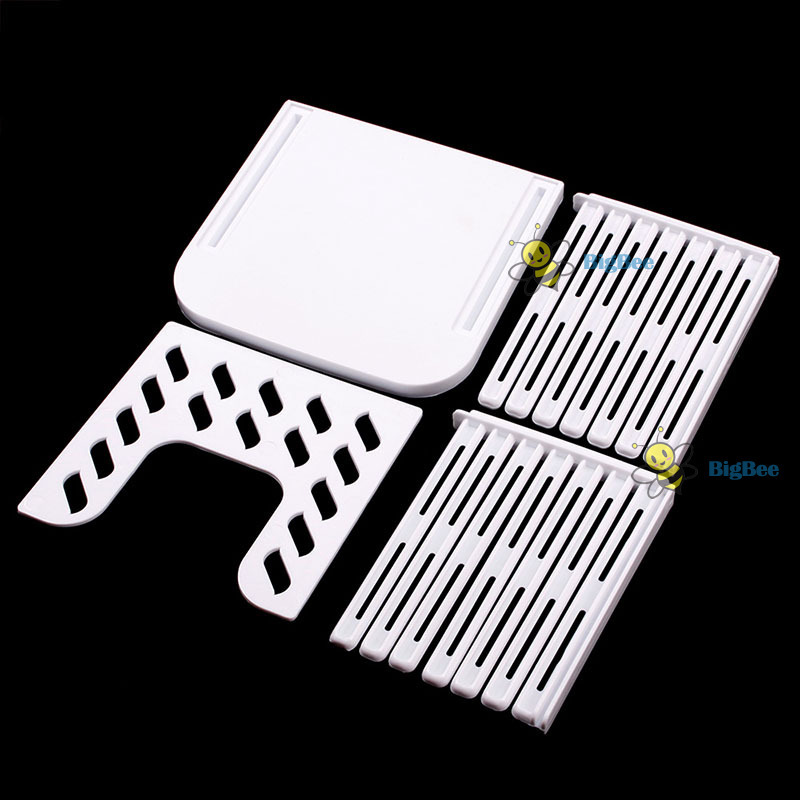 tradenium Unique design Pro Bread Loaf Toast Kitchen Slicer Cutter Mold Maker Slicing Cutting Guide Tool Promotion sale(China (Mainland))