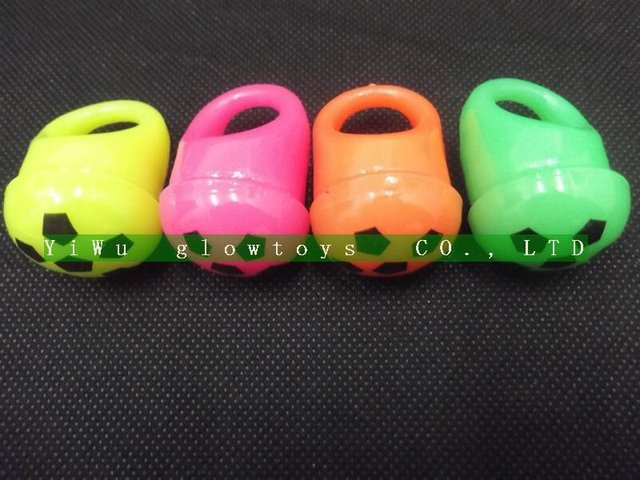 free shipping china led football finger ring supplier