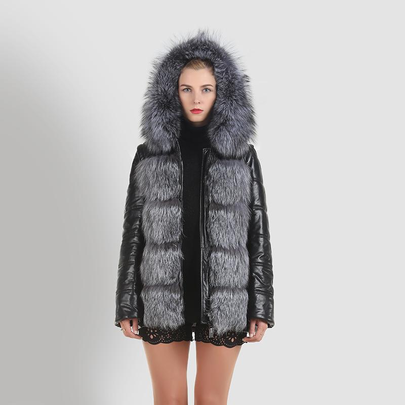 Buy Fox Fur Jacket | Homewood Mountain Ski Resort