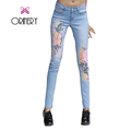 ORINERY 2017 New Designer Jeans Men High Quality Uglybros Motorcycle Jeans Brand Denim Biker Jeans Straight Pants Plus Size