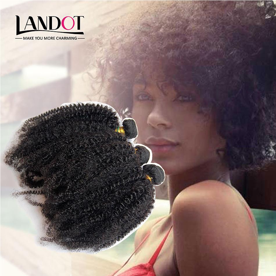 Mongolian Virgin Hair Afro Kinky Curly Hair Weave Bundles Great Hair 50g/bundles 4pcs Cheap Human Hair Extensions Kinky Curly(China (Mainland))