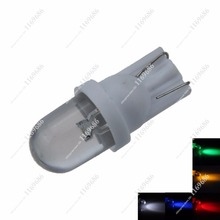 ZA082 1X 1 LED COB SMD T10 1250 158 152 W5W Wedge Side Luggage Compartment Light Reading Bulb Door Lamp for Volkswagen Toyota (China (Mainland))