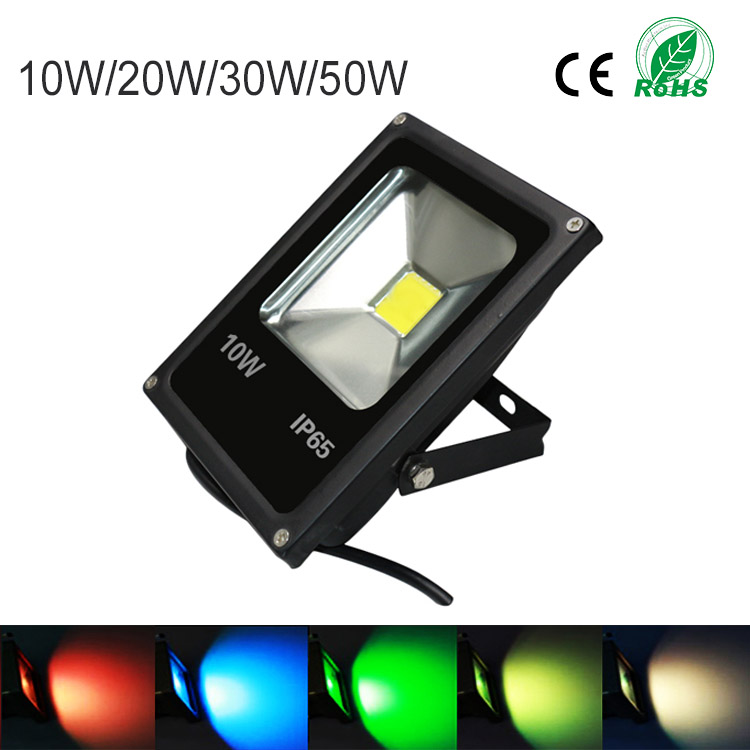 Led 20w Rgb 10w 20w 30w 50w Led Floodlight