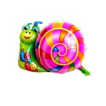 Бесплатная доставка мультфильм животных формы пчелы игрушка воздушные шары алюминиевые воздушные шары партии праздника оптовая