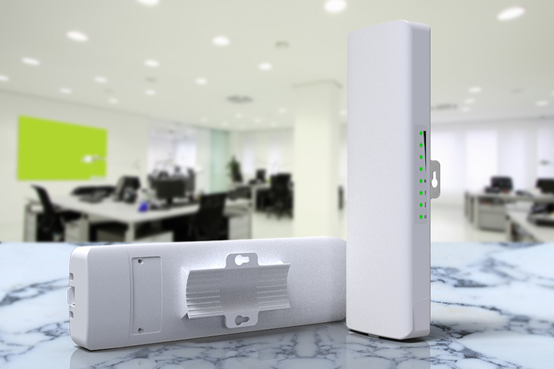 New ! Long Range wi-fi 5KM CPE 802.11/n/g/b WIFI Signal Booster&Amplifier Network Bridge wireless router wifi repeater client(China (Mainland))