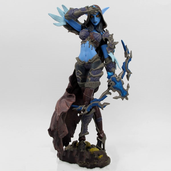 Game Figures Forsaken Queen: Sylvanas Windrunner Action Figure Collectible Toy<br><br>Aliexpress