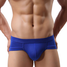 Fabulous Mens Briefs Shorts Bulge Pouch soft Underpants calzoncillos mens sexy underwear men briefs(China (Mainland))