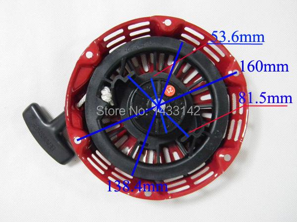 Фото Запчасти для генератора Honda GX120 GX160 GX200 GX 120 160 200 запчасти