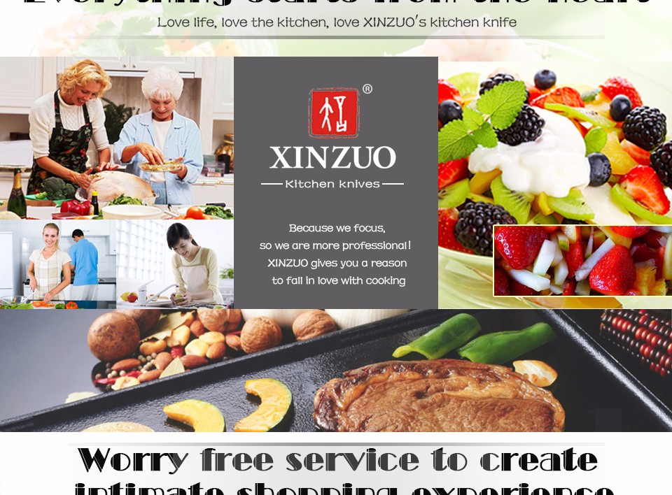 Buy XINZUO 7.5 inch kitchen knife 67 layers Japanese VG10 Damascus stainless steel chef knife with ebony wood handle free shiping cheap