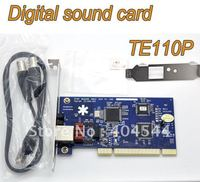 FREE SHIPPING One Channel E1/T1/J1 Digital Card,TE110P