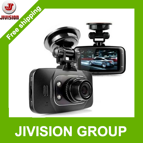 1080P Novatek GS8000L 2.7'' Car DVR full HD vehicle camera recorder HDMI G-SENSOR mobile dvr car camera dvr Recorder Camcorder(China (Mainland))