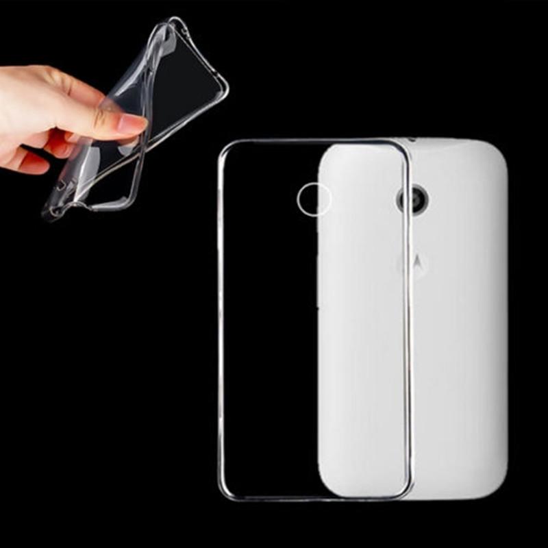 0.3MM Ultra Thin Soft Gel TPU Matte Inside Cover Motorola Moto G4/G3/G2 2nd Gen E/E2 Phone Cases - Best Accessory store