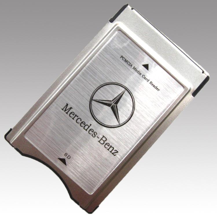 Pcmcia To Sd Media Card Reader Adapter Audio Slk C E S