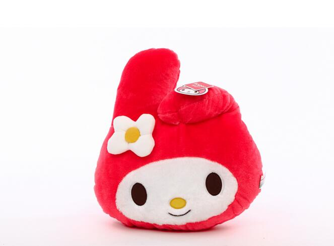 2016 Animal Plush Toy Cushion Pillow Hello Kitty Hot Sale Good Price 36cm YL-03(China (Mainland))