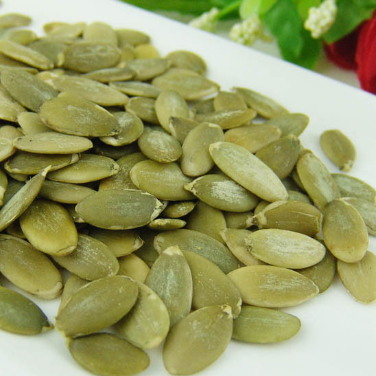 Delicious nut dried fruit snacks pumpkin seed kernel 500g(China (Mainland))