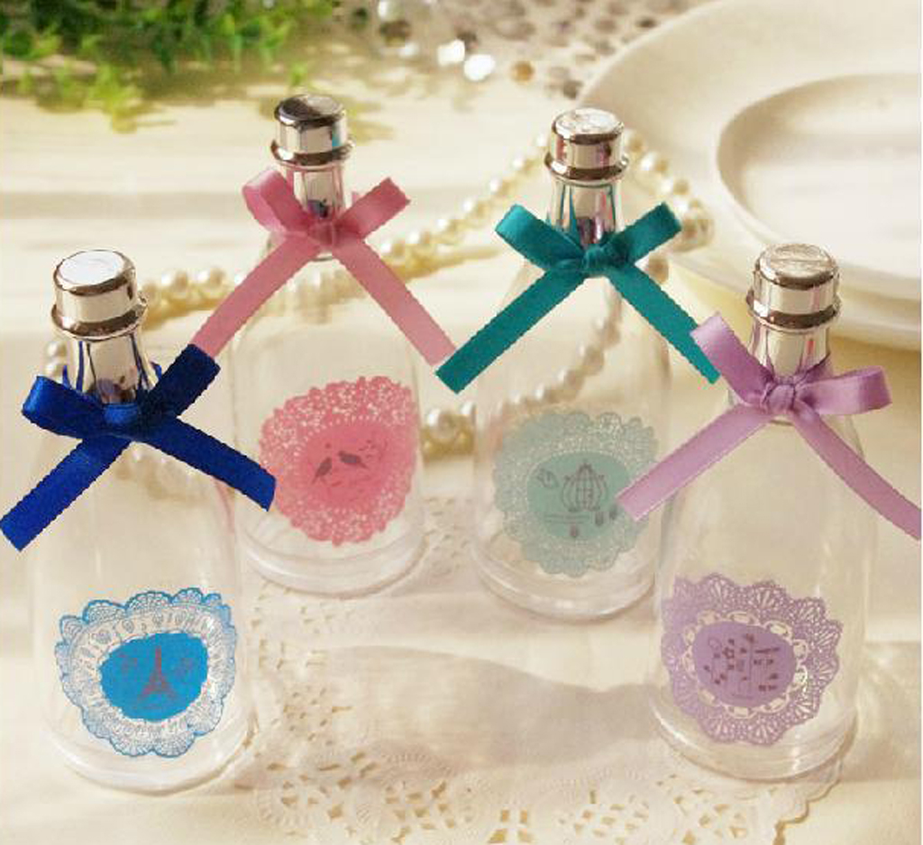 Wholesale New Hot Sale 12x Fillable Champagne Bottles Wedding Party