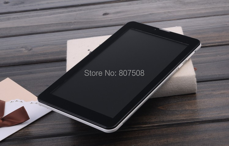 7 Android 4 4 Tablet PC Dual Core built in 3G SIM Dual Camera with GPS