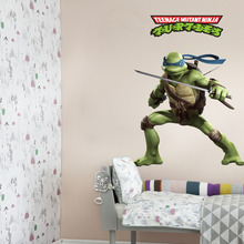 popular ninja turtles cartoon kids boys room funny decoration sticker home decor child nursery decal toy handsome gifts(China (Mainland))
