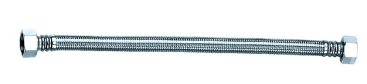 Stainless steel wire braided hose water heater single toilet basin(China (Mainland))