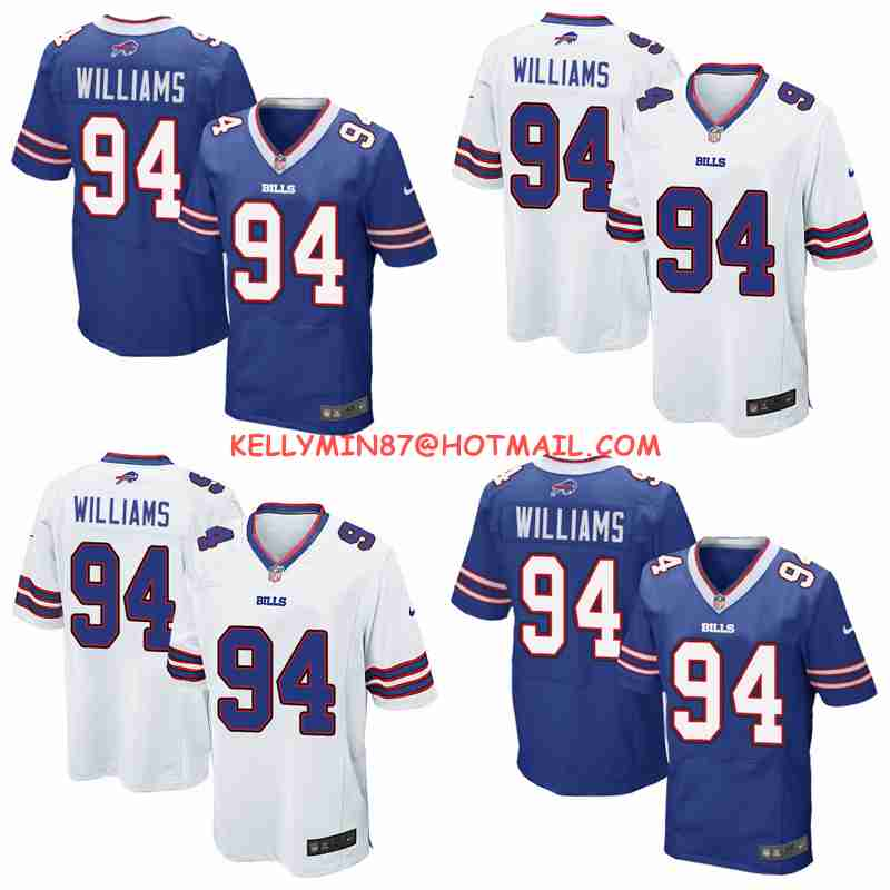 100% Stitiched,high quality,Buffalo Bills Mario Williams for mens(China (Mainland))
