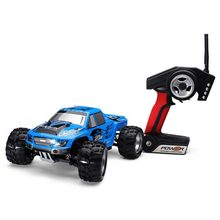 Hot Sale Rc Car Wltoys A979 1/18 2.4Gh 4WD Monster Remote Control Truck Trailer Ready to go(China (Mainland))