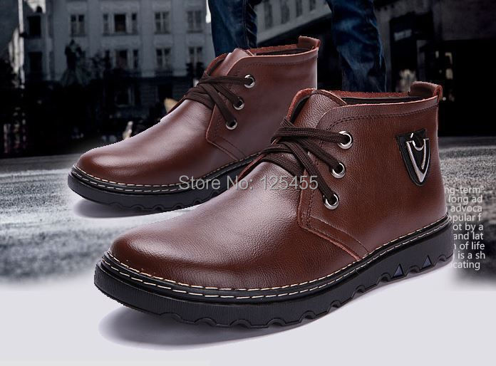 Dress Winter Boots Mens | Santa Barbara Institute for ...