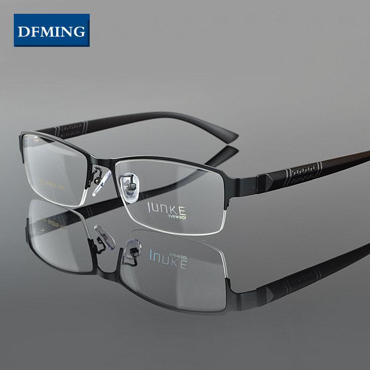 Eyeglasses Frame Types : DFMING New type eye glasses frame men women eyeglasses ...