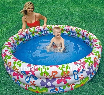 Children 39 S Inflatable Swimming Pool Intex Inflatable Pvc Swimming Pool For Kids Free Dhl