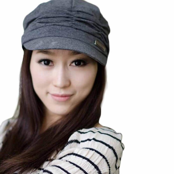 Best Deal Модный Bouffancy Unisex Army Military Cap Flat -Верх Hat Student Hat Vintage ...
