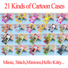K4 NOTE Universal 3D Cartoon Soft Silicon Rubber Case Lenovo X3 Lite/K4 Note/Lenovo A7010 Cute Frame 1pc - KuTao store