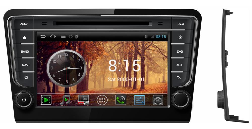 Android 4.0 Car Dvd Player Gps 3G Dvb-T Wifi