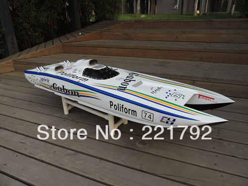 rc Nitro Boat Hulls / Epoxy