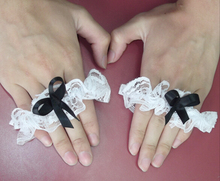 Cosplay lolita jewelry cos hand ring sexy accessories props(China (Mainland))