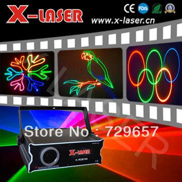500mW RGB animation laser light,dj light,disco light for sale outdoor laser light christmas decoration(China (Mainland))