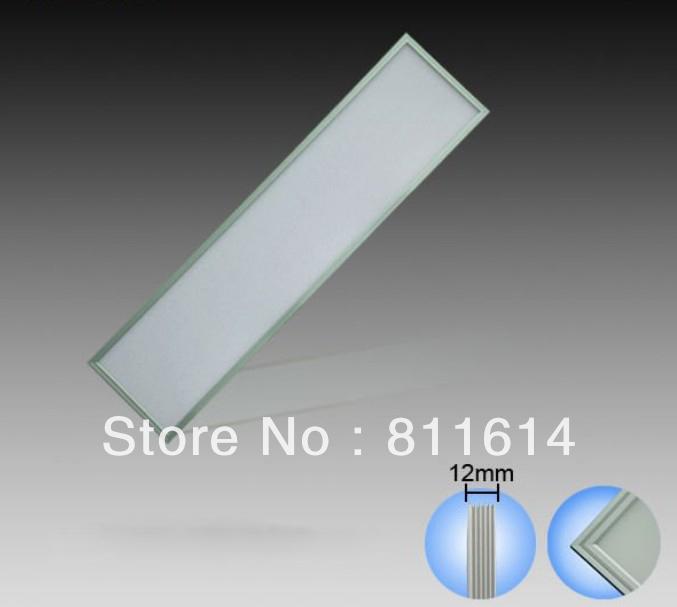 Фотография untra slim led panel light 1200x300mm 36W