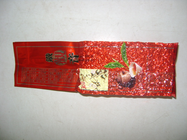 discount 250g Anxi Tie Guan Yin tea, Fragrance Oolong, Wu-Long vacuum pack tieguanyin men's tea(China (Mainland))