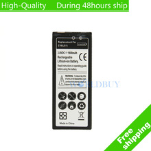 High Quality 1800mAh for LS1 Replacement Battery for Blackberry Z10 Free Shipping(China (Mainland))