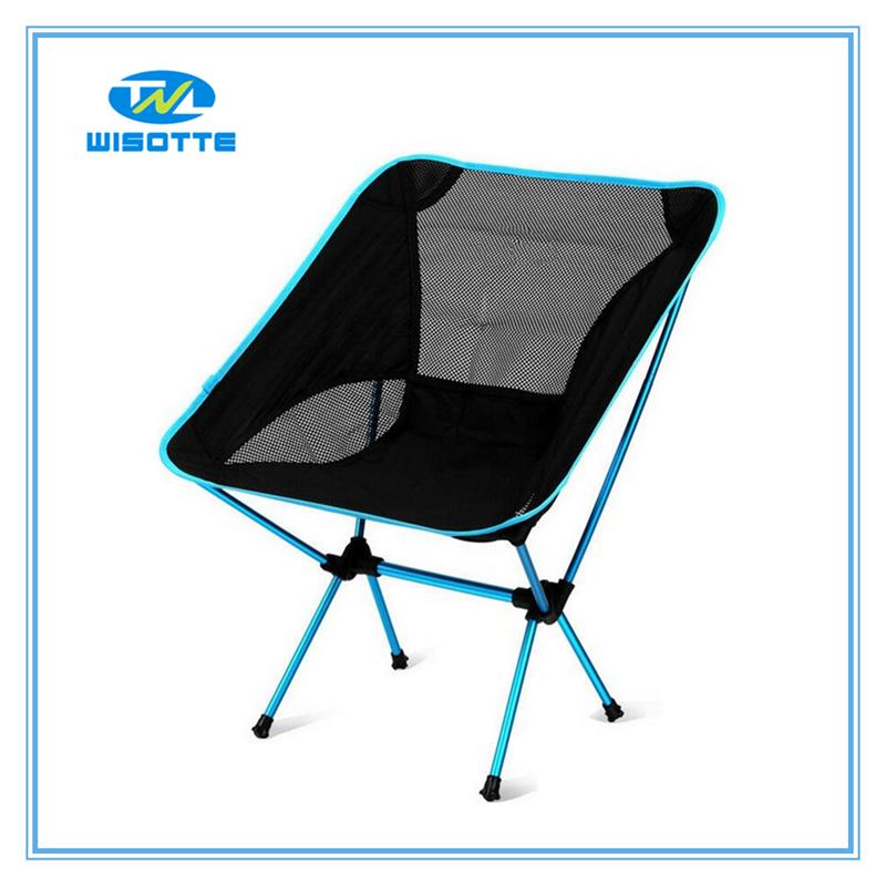 New Portable Lightweight Folding Hiking Camping Stool Seat