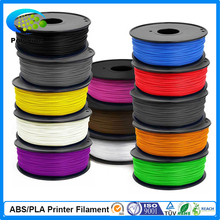 Flexible 3D Printer Filament rubber filament for 3D Printing