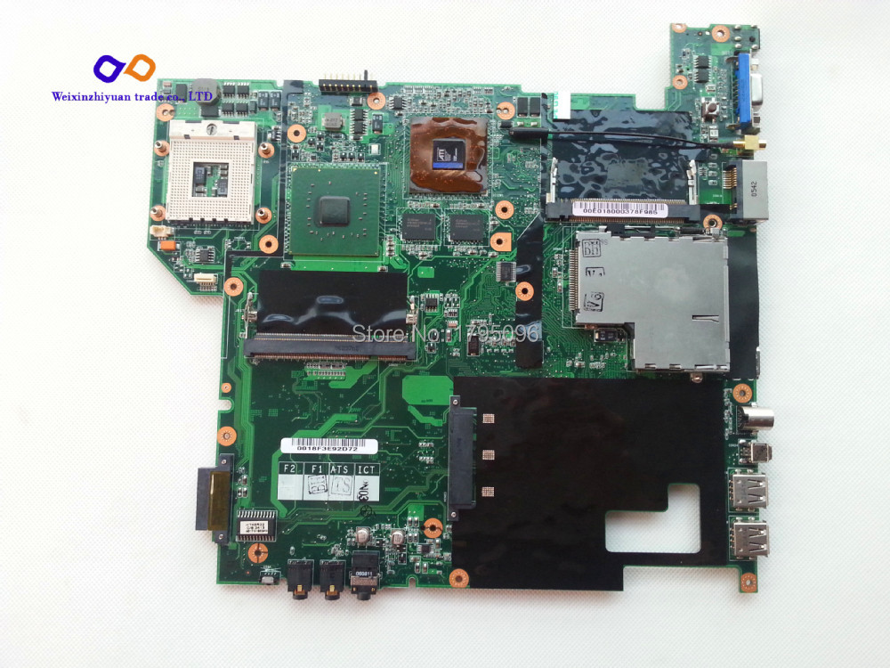 For ASUS W1J Laptop Motherboard Mother board 100% Tested(China (Mainland))