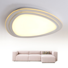 Remote Control Surface Mounted Modern led ceiling lights for living room bedroom led dimming ceiling lamp fixture luminaria teto(China (Mainland))