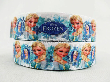 5Y2000578 kerryribbon free shipping 1 '' printed ribbon Grosgrain ribbon