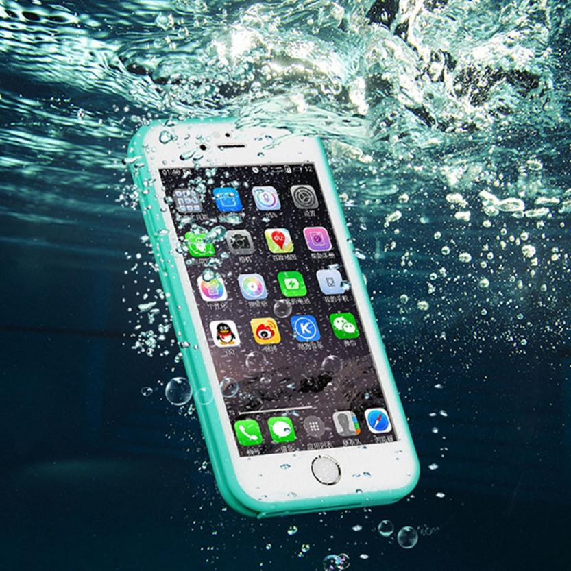 Hot Selling New Arrival Waterproof Shockproof DustProof Case Cover For iPhone 6 6s 4 7Inch 1pc
