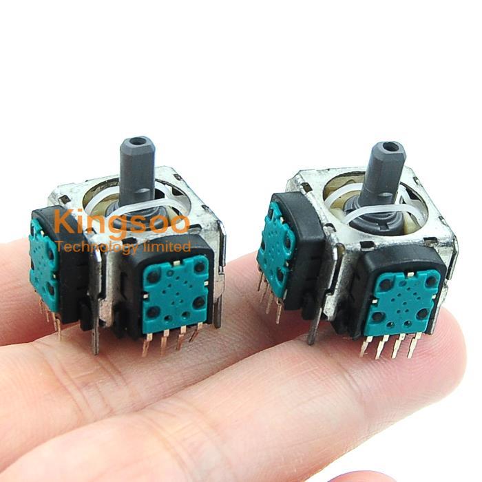 Original Replacement For PS3 Controller 3D Analog Joystick Thumbstick Repair part(China (Mainland))