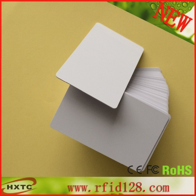 20PSC125KHZ  Proximity Rewritable RFID Smart Card T5567/T5577/T5557 Chip For Access Control / Hotel door