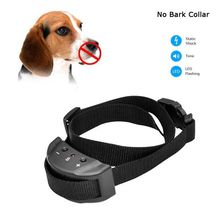 2016 Anti Bark No Barking Remote Electric Shock Vibration Dog Pet Training Collar New(China (Mainland))