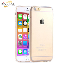 Buy KISSCASE iPhone 6 7 6S Case Super Flexible Clear TPU Case iPhone 6 6S Plus 7 7 Plus Slim Crystal Back Rubber Phone Cases for $1.49 in AliExpress store