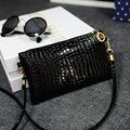 New designer Black Blue Small woman bags leather 2017 fashion handbags Crossbody Bags for Women Messenger