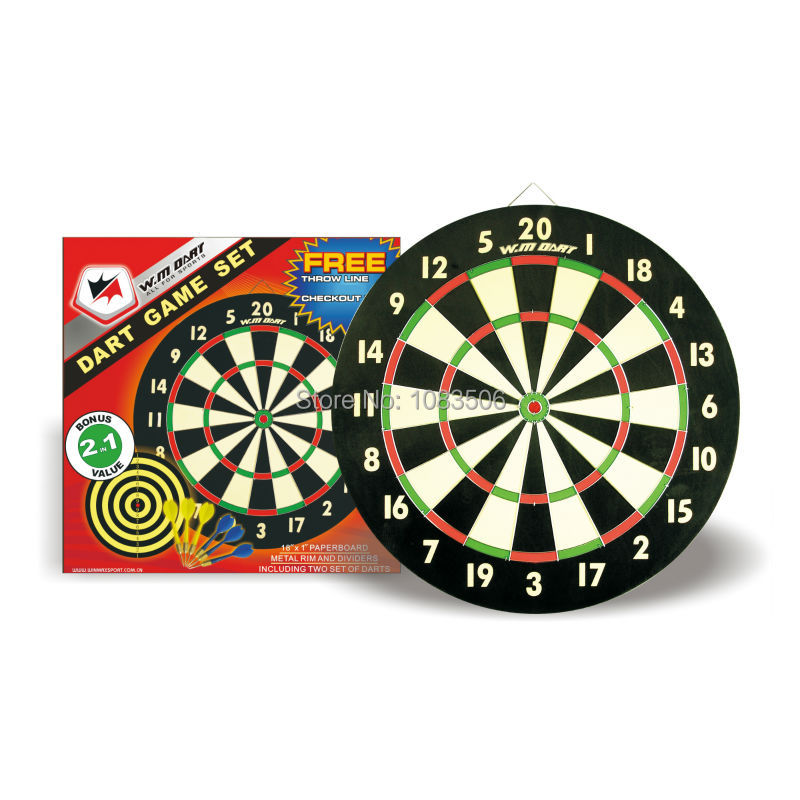 15 Inch Professional dartboard Set Darts DartBoard And Get 6 X Darts Needle For Free,Free shipping